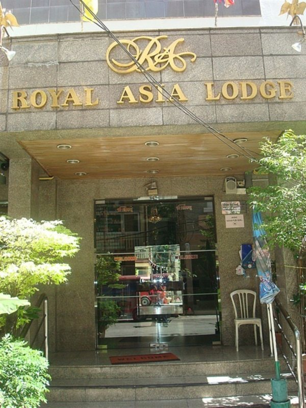 Royal Asia Lodge