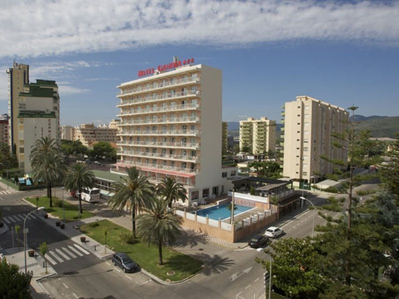 Gandia playa for Hotel familiar valencia playa