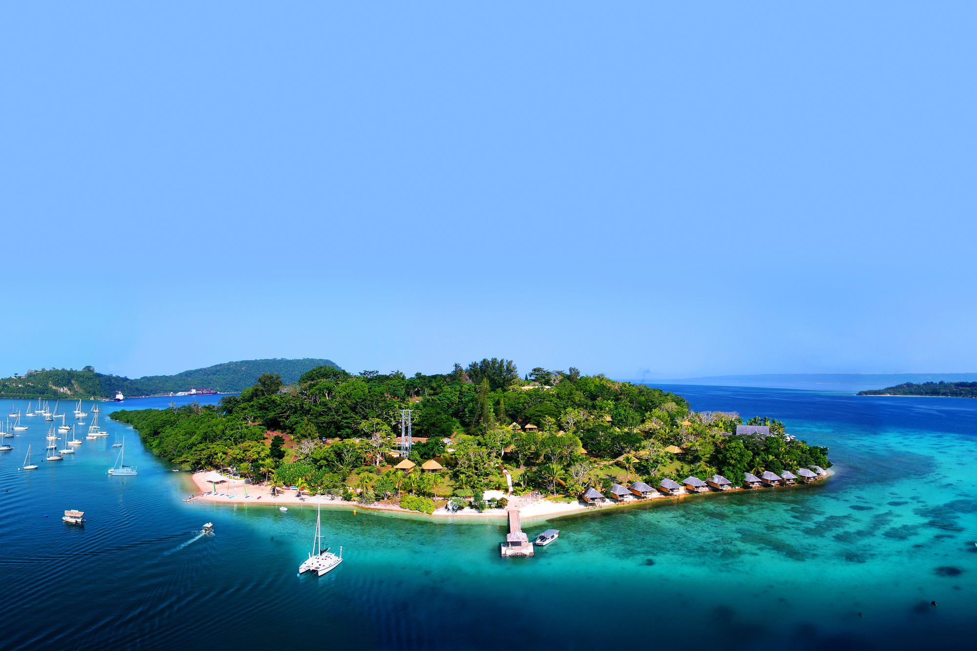 Iririki Island Resort and Spa